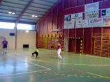 juju aux tornoir de foot salles de senior