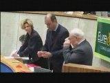 Election du Président du Conseil général d'Eure-et-Loir