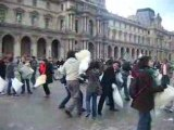 pillow fight day. 22 mars 2008