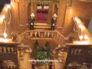 Settimana santa a Taranto: film completo