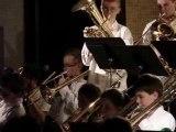 alexis a son concert de trombone