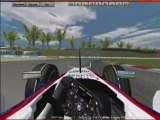 Rfactor F1RFT 2008 Sepang BMW Sauber