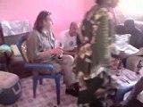 Repas  chez Madeleine au Sénégal