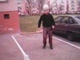 foot amateur jongle échaufement