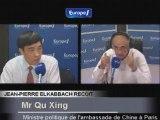Tibet - Qu Xing n° 2 de l'ambassade de Chine