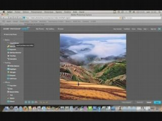 Screencast : Photoshop Express