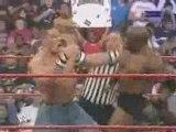 Cena vs Lashley vs Orton vs Foley vs King Booker