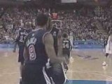 Basketball - Vince Carter - Dunks Over 7'2 Guy At 2000 Olymp