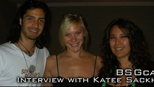 BSGcast - Interview with Katee Sackhoff