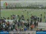 Algerie congo envahissement de terrain