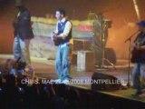CHRIS. MAE - MA VIE EST UNE LARME - MONTPELLIER 28/03/2008