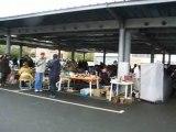 Saint Sébastien sur Loire : Vide-greniers parking Super U