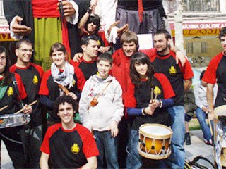 Trobada de Gegants a La Llagosta 2008