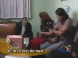 MERECIDO HOMENAJE YUMI TV AYACUCHO