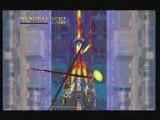 Sega Saturn > Radiant Silvergun > Stage 2 Part I