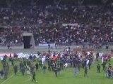 VIOLENCE AU FOOT TUNISIE VS RD CONGO à PARIS