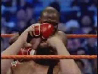 Floyd Mayweather vs The Big Show
