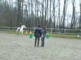kelga et moi pour mon galop 7 cso