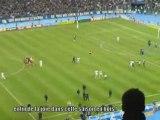 finale de la Coupe de la ligue Lens-PSG depuis la tribune