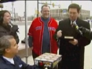 Phillies get their balls blessed