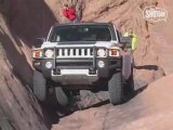 Play by play of the HUMMER H3T's Hell's Gate action
