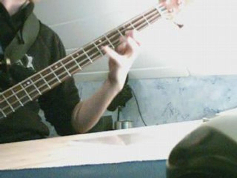 aeroplane bass solo