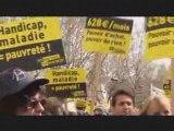 "Manifestation ""Ni pauvre, ni soumis"" du 29 mars 2008"