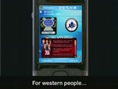 There are mobile widgets for everyone