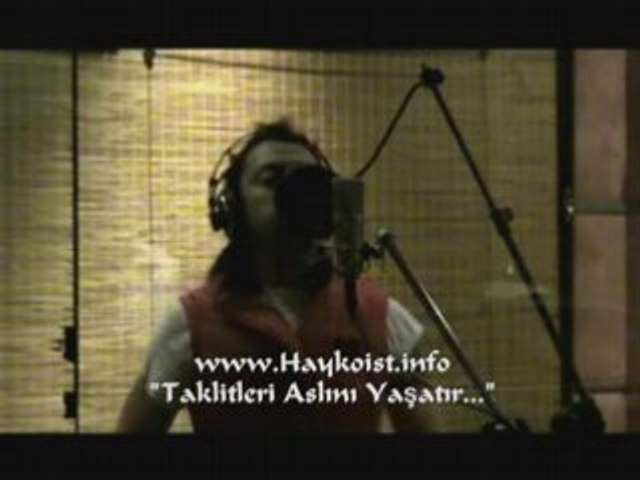 Hayko Cepkin Feat Ogün Sanlisoy-Korkma