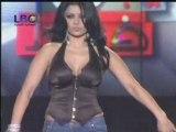 Arabic Video Clip - Haifa Wahbe - Ragab  LIVE