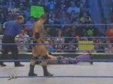 Batista vs edge (smackdown juin 2007)