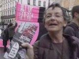 Manifestation «Ni Pauvre Ni Soumis» / 29 mars 2008