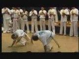 Les bases techniques de la Capoeira