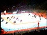 Festival des arts martiaux Bercy kung fu de l'éventails