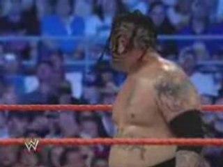 Wrestlemania.24 - SmackDown Batista Vs Raw Umaga