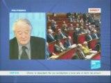 Sarkozy OTAN inféodation aux USA  Roland Dumas