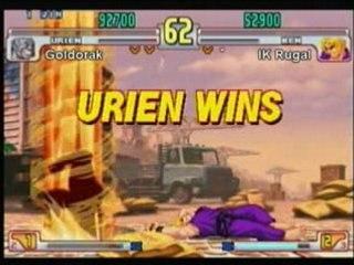 GnouzRB8-SF3.3-Hou!!Crush!!Shoryuken!! vs Bras Cassés part1