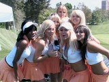 Playboy Playmates and Celebs Get Down on the Green