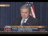 Preuves Bush Mensonges 1er crash WTC 911