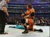 WWE - HHH Pedigrees Steph - Triple h pedigree stephanie mcma