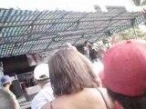 dancehall Chauffer la foule avant KRYS en gwada