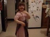 Maria danse la techtonic (28 mars 08)