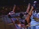 Nitro Girls Perfoming at Halloween Havoc 98