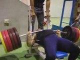DEVELOPPE COUCHE ( bench press) 300kgs MARTNEZ