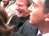 MARCHE BLANCHE pour INGRID BETANCOURT 6-04-2008 Paris