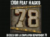 "Hasko Feat 13Or de L'Skadrille extrait de la compilation ""Departement 78"" !!!!"