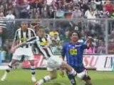 Atalanta - Juventus 4-0 Intervista ad Alessandro Del Piero