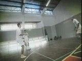 Foot capoeira …ca déménage, mieux que Fifa street