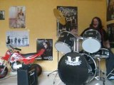 Drums Drums and Guitar