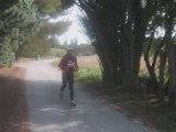 TRAIL DE LA CHAINE DES COTES A LAMBESC LE 20.04.2008